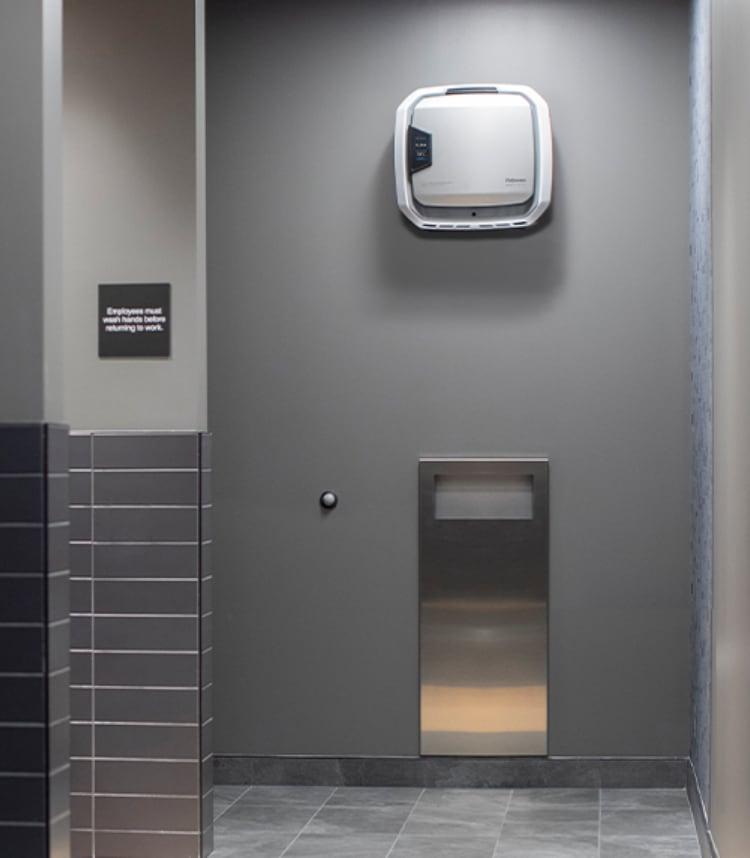 Wall Mount For maximum productivity